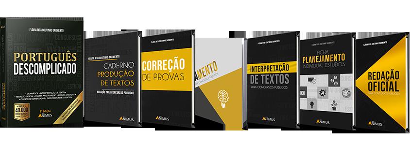 Livros inclusos no Português GOLD