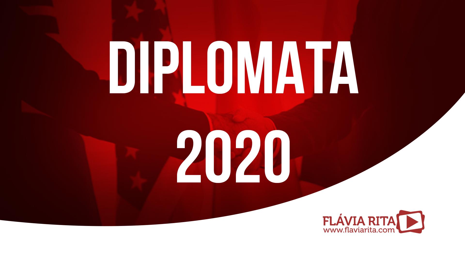Concurso para Diplomata 2020
