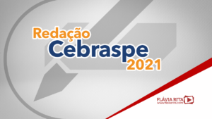 Redação Cebraspe 2021: as conjunções que você precisa saber
