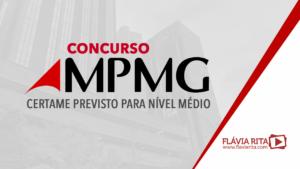 Concurso MPMG: certame previsto para nível médio. Confira!