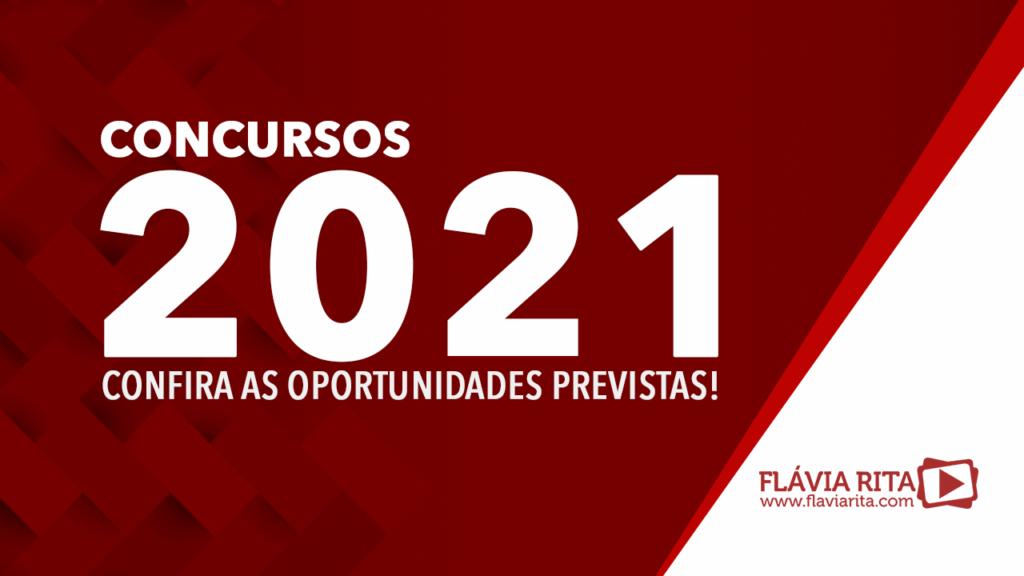 Concursos 2021: confira as oportunidades previstas