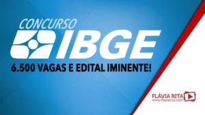 Concurso IBGE 2021: 6.500 vagas e edital iminente!